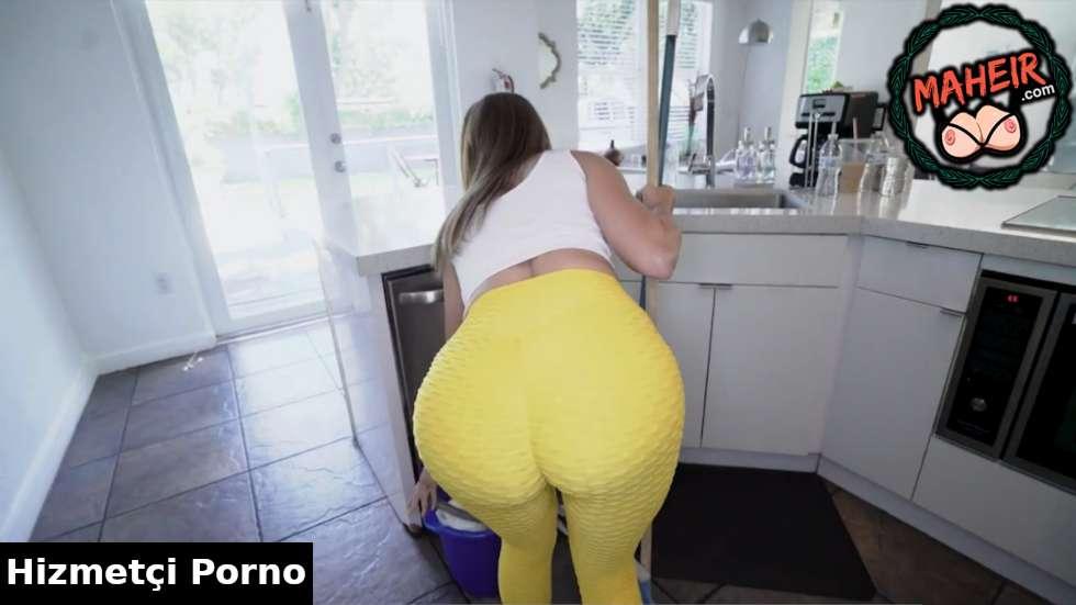 Üniversite mezunu hatun atanamayınca ev temizliğine gidiyor