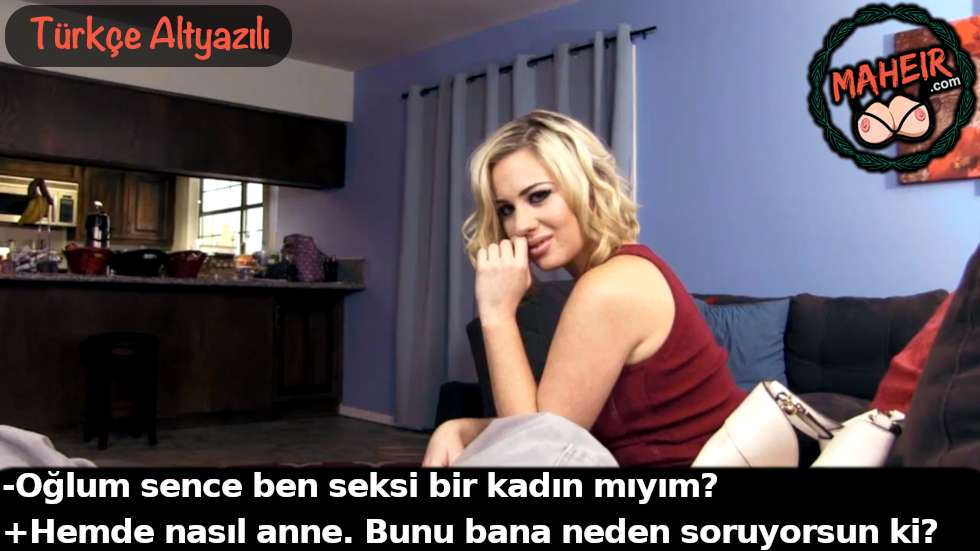 Bahtsız annem erkek bulamayınca sikimin kölesi oldu Türkçe