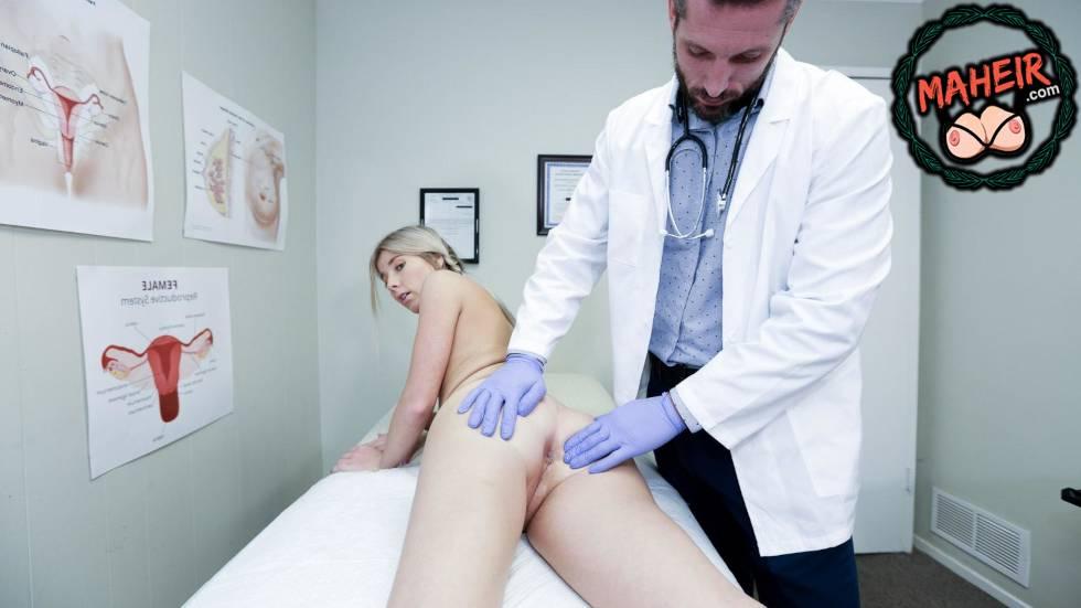 Doktor Götünde Basur Olan Hastayı Götten Sikerek İyileştirdi
