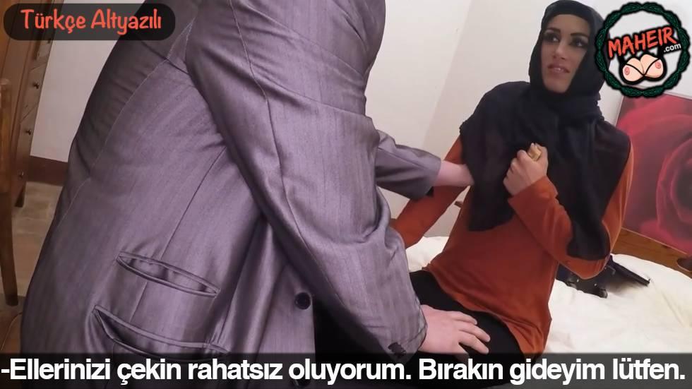 Kocası Evden Atınca Otele Giden Türbanlı Kadın Tacize Uğradı